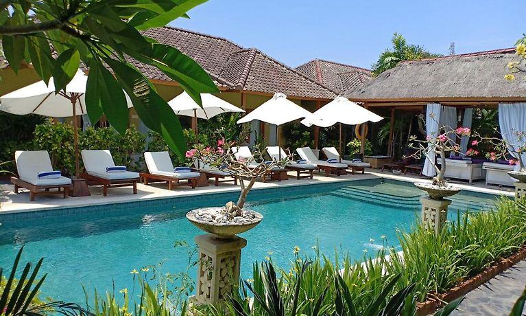 Aleesha Villas And Suites Denpasar Bali